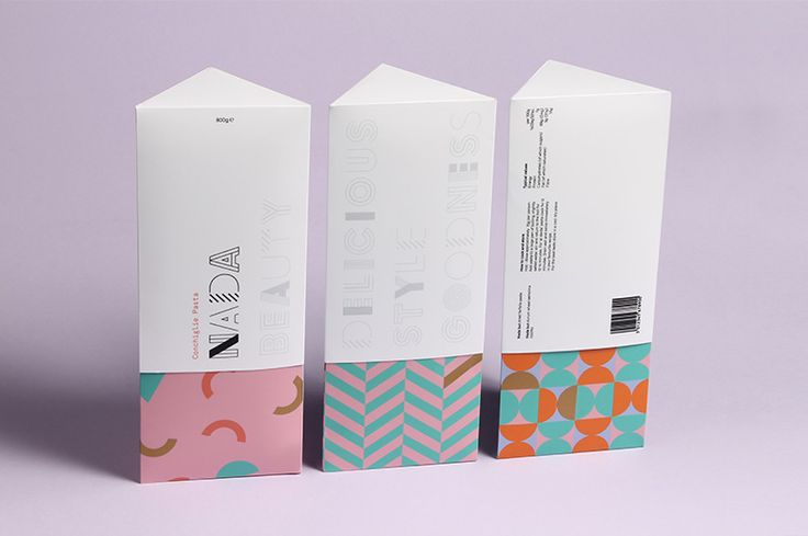 Nada Packaging byEve Warren and Thomas Squire