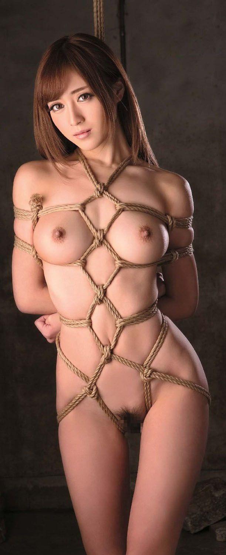 hot-sexy-japanese-bondage-rope-tying-girl-blowcop-photo