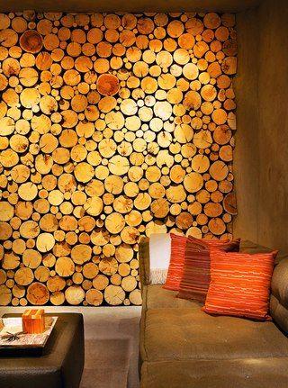 стена из спила дерева - Поиск в Google