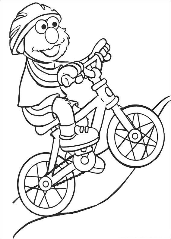 109 best images about sesame street on pinterest for Elmo valentine coloring pages