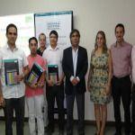 """Ganadores del concurso """"Capital Semilla 2014"""" recibieron su préstamo de honor"""
