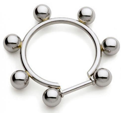 for a frenum piercing