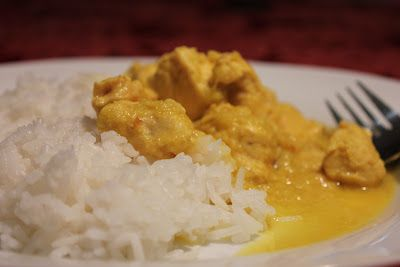 Failsafe Foodie: Clayton's Chicken Curry
