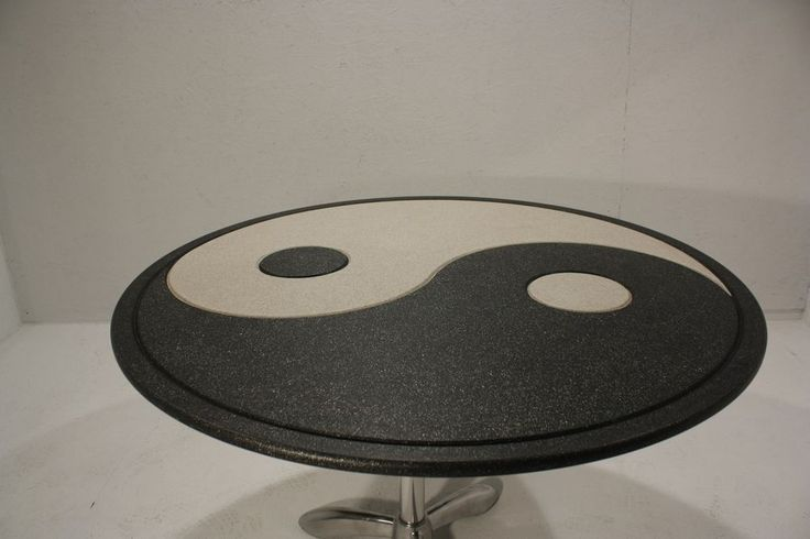 17 best images about yin yang on pinterest sun dolphins for Table yin yang basse