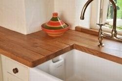 Beautiful oak worktop