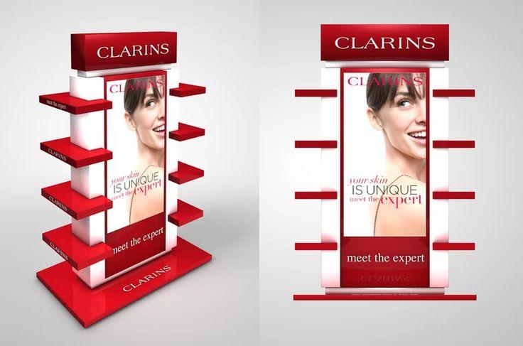 Tim Hamlin • Work Examples - Display Stands – POP