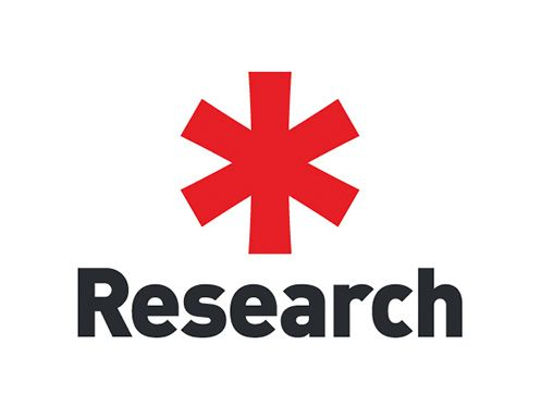 *Research is academia's favourite source of intelligence on funding opportunities and research policy.