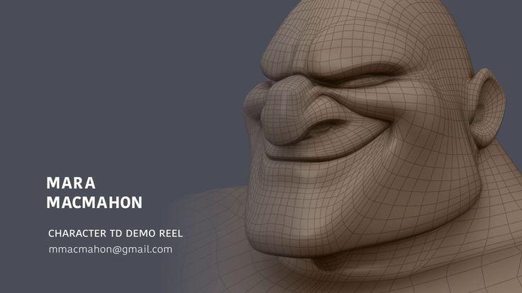 Barbarian: Model - Josh Carroll Character Design - Cory Loftis  Additional Credits for Disney material:  Models - Josh Carroll Rig - Mara MacMahon Animation…