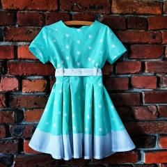 Sukieneczka w kropeczki