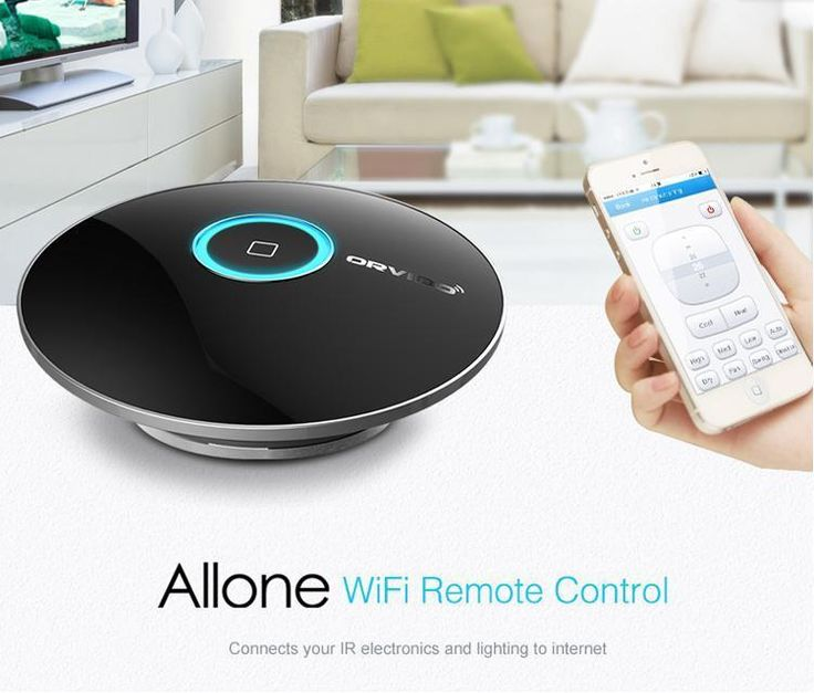 Wifi Remote Control Home Smart Device Controller Allone Orvibo Tools Electronic