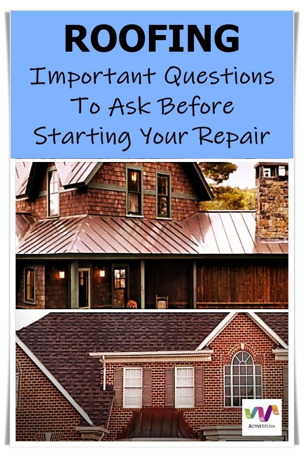 Essential Ideas You Have To Know When Restoring Your Roof In 2020 Roofing Roof Installation Roof Repair