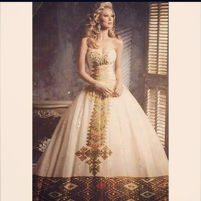 10 best images about things to wear on pinterest for Ethiopian wedding dress designer