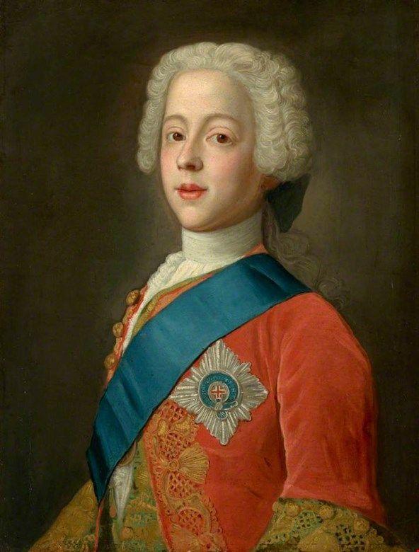 Jean-Étienne Liotard, Prince Charles Edward Stuart, Принц Карл Эдуард Стюарт,   1737   oil on canvas  Scottish National Gallery - National Galleries of Scotland (United Kingdom - Edinburgh)
