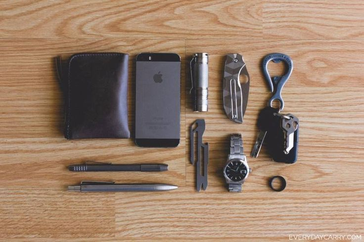 """As the Everyday Carry community grows, I hear from intrigued visitors who end up scrolling through pages and pages of photos and still not completely understand what it's all about. In this installment of Carry Smarter, I'll take a step back to try to answer some frequently asked questions about the everyday carry lifestyle! If you've seen what we do here but still don't quite """"get"""" it, let me fill you in."""