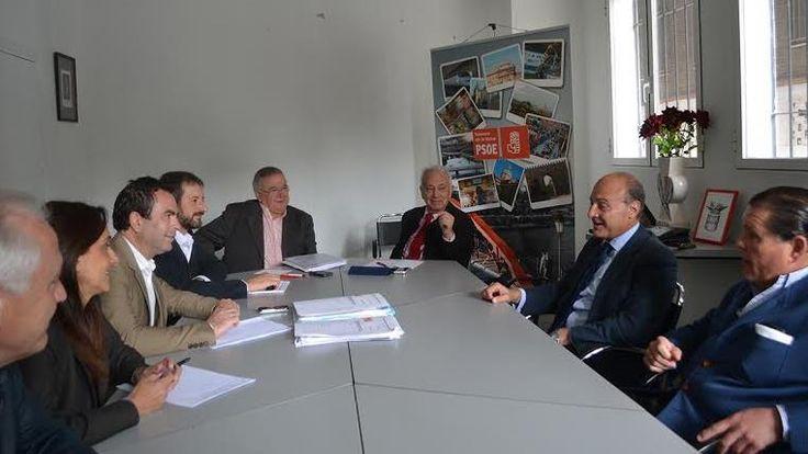 El PSOE propone una modificación del POM para que se ajuste a la situación actual de la ciudad - 45600mgzn