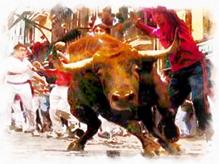 The Bull Run Poloma