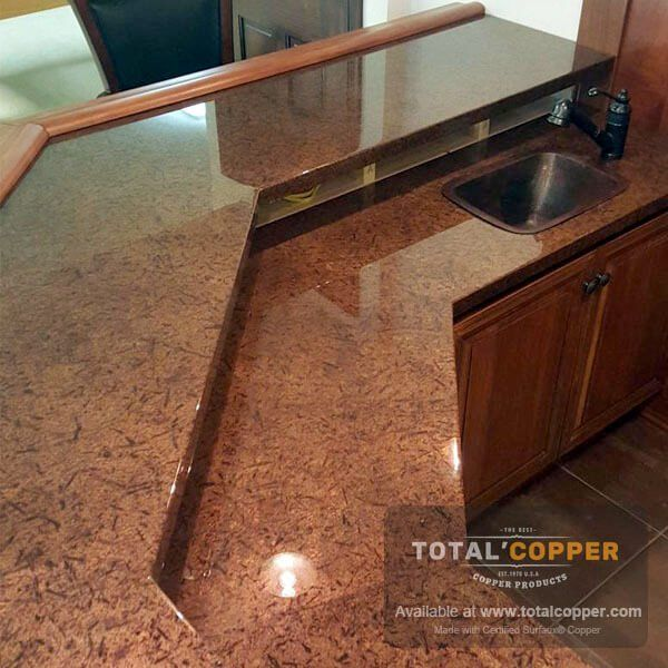 Distressed Copper Sheet Medium Heavy 24 Gauge Color Copper Patina Copper In 2020 Copper Backsplash Copper Patina Copper Sheets