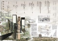 MVGB ||| Second Prize Barcelona Youth Hostel Competition