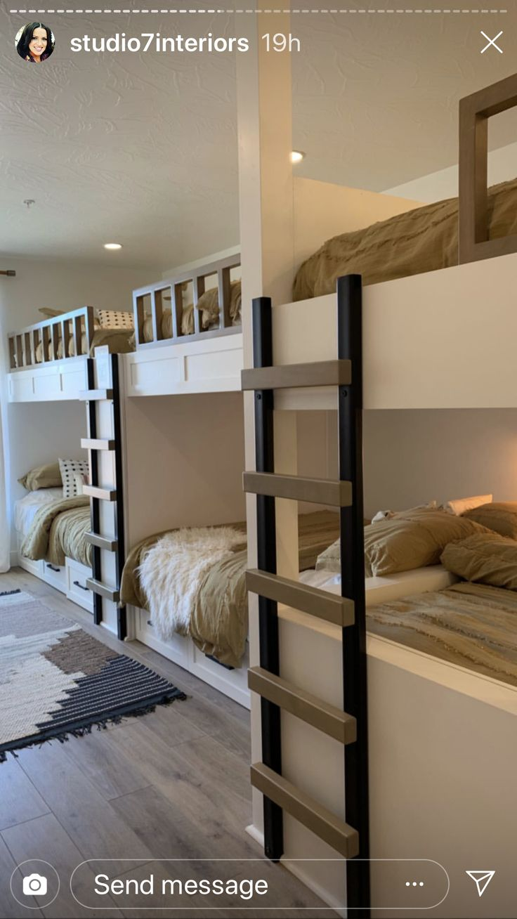 Pin by Sarah Nofziger on Future Home in 2020 Bunk beds