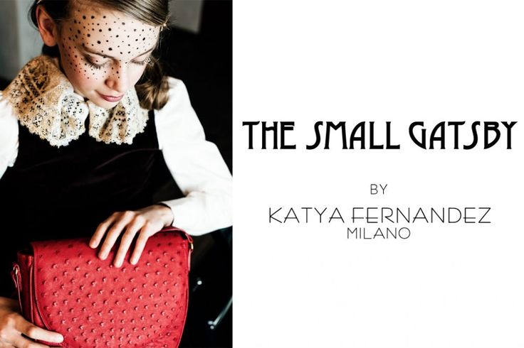The Small Gatsby Collaborate with Katya Fernandez