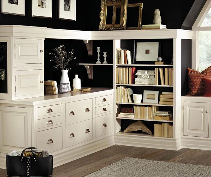 decor cabinetry hawthrone non beaded inset maple chantille traditional home office masterbrand cabinets inc - Beaded Inset Hotel Decoration