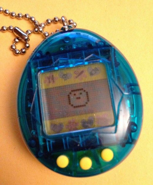 I remember these toys. It was true happiness having one, taking care of it. There were no smartphones (no cell phones at al), no computers, no mp3 players, and we actualy thought it's a big deal having one of these. We had a real childhood.