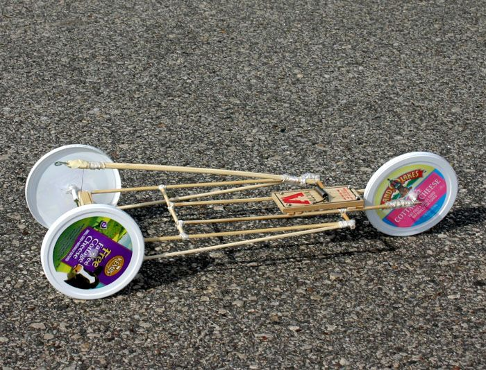 8 Best Mousetrap Car Images On Pinterest Creative Mouse Traps