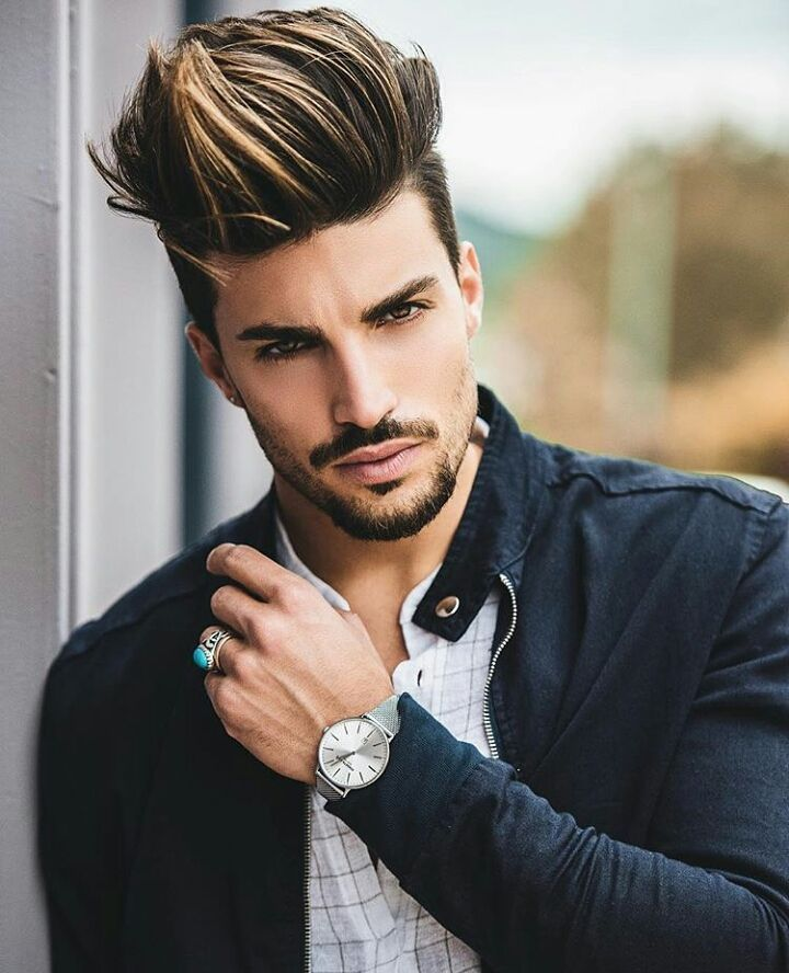 Big Volume Quiff Hairstyles Of Men Trendy Mens Haircuts Cool Hairstyles For Men Mens Hair Colour