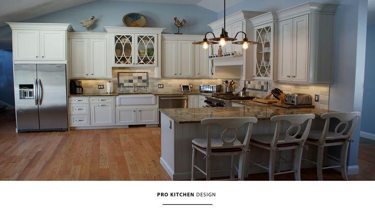 Design #prokitchendesign #newjersey #kitchen #cabinet #nature Brilliant Pro Kitchen Design Inspiration