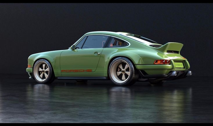 Coachbuilders Singer Singer Williams Porsche 911 964