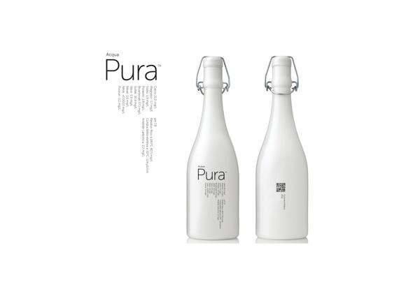 PURA by Gaia Bottari, via Behance
