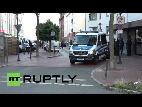Germany: 400 police officers raid Hildesheim mosque in Lower Saxony