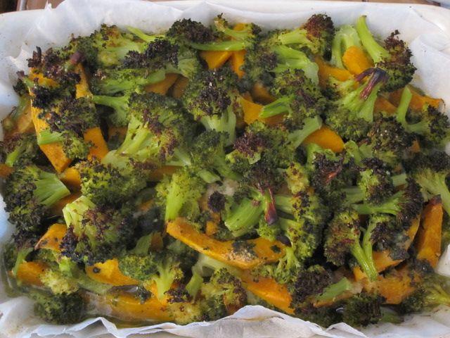 Teglia di zucca e broccoletti –  Vegan blog – Ricette Vegan – Vegane – Cruelty Free
