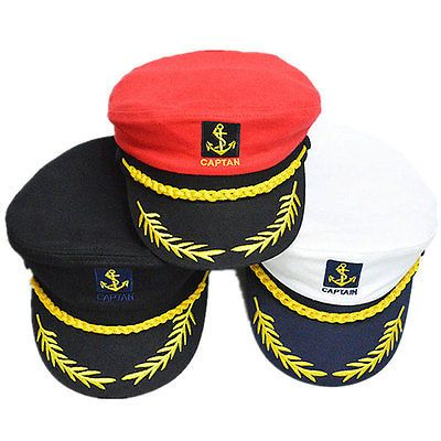 #Sailor ship boat captain hat navy #marins admiral #adjustable cap lt, View more on the LINK: http://www.zeppy.io/product/gb/2/191923927671/