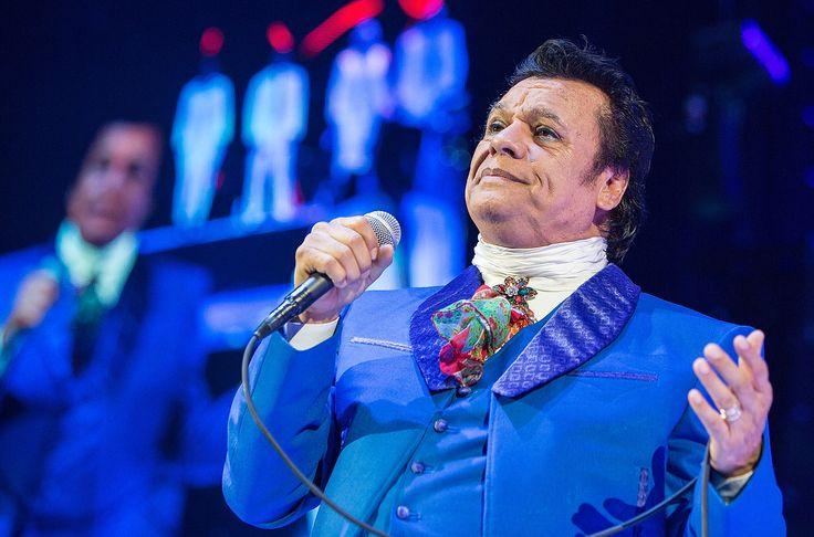 """Juan Gabriel nunca ganó un Grammy, pero ahora sí le juran """"amor eterno"""""""
