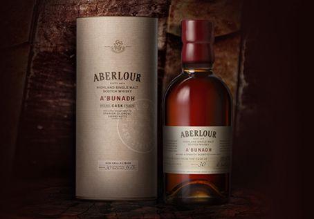Aberlour A'bunadh Cask Strength Single Malt Whisky   Aberlour Whisky