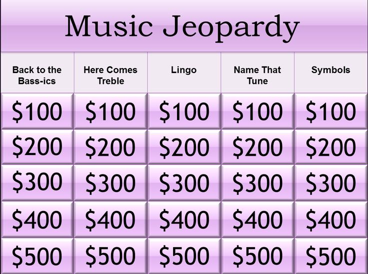 The  Best Jeopardy Song Ideas On   Baby Shower