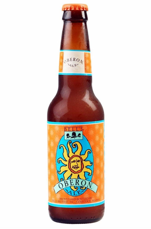 Happy Oberon day! Bells Oberon Ale, Wheat Ale 5,8 % ABV (Bells Brewery, Galesburg, Michigan USA)