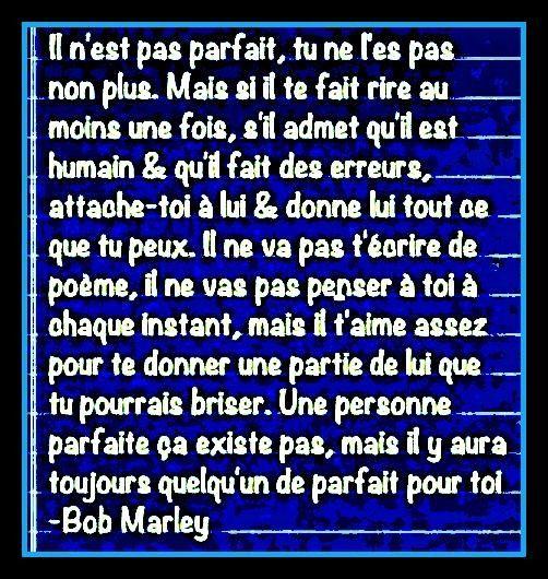 Citation de Bob Marley                                                       …