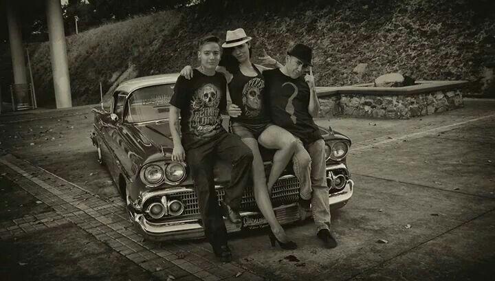 Impala 58 by Scott Neri