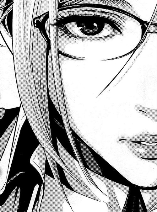 Realistic manga style :3 I've never seen it with these eyes before. They're so beautiful <3