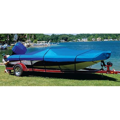 Attwood-Boaters Best, Boat Cover, Aluminum Bass Boats, 17' Length, 79 Beam,