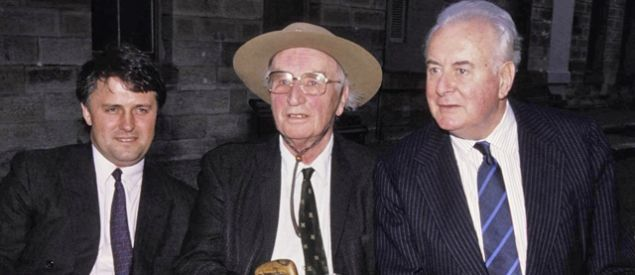 @TurnbullMalcolm Malcolm Turnbull's eulogy on #GoughWhitlam's passing - an honourable piece