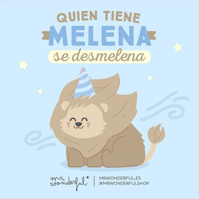 ¡Y a disfrutar del momento! Feliz viernes. If you have long hair be sure to let it down. And enjoy the moment!  #mrwonderfulshop #quotes