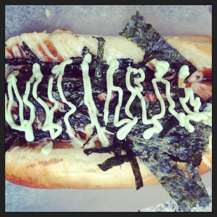 Japadog #vancouver #streetfood