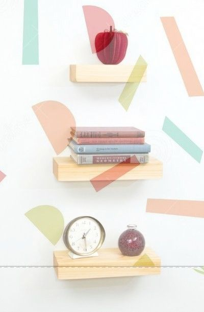 Crazy Tricks Can Change Your Life: Floating Shelve…
