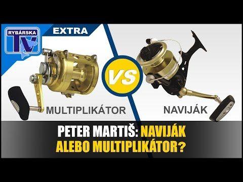 Rybárska TV EXTRA: Čo použiť pri love sumca? Navijak vs. multiplikátor