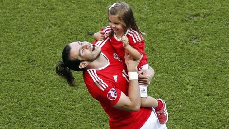 "Wales players are asked not to bring their children onto the pitch after Euro 2016 matches finish because it is ""not a safe place""."