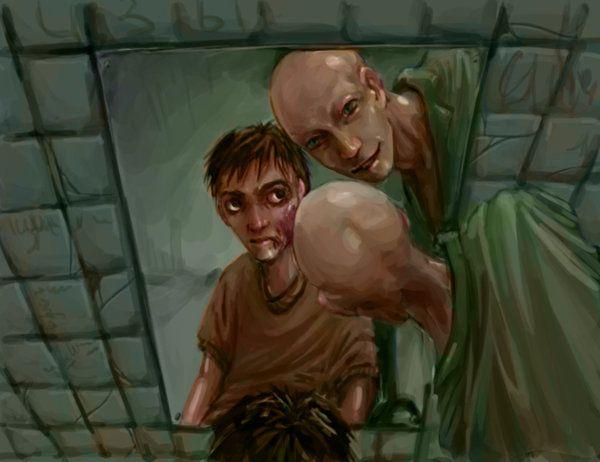 Курильщик и Сфинкс by Gulzara