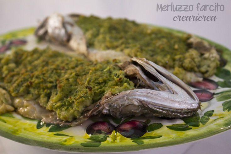 MERLUZZO FARCITO - secondo pesce